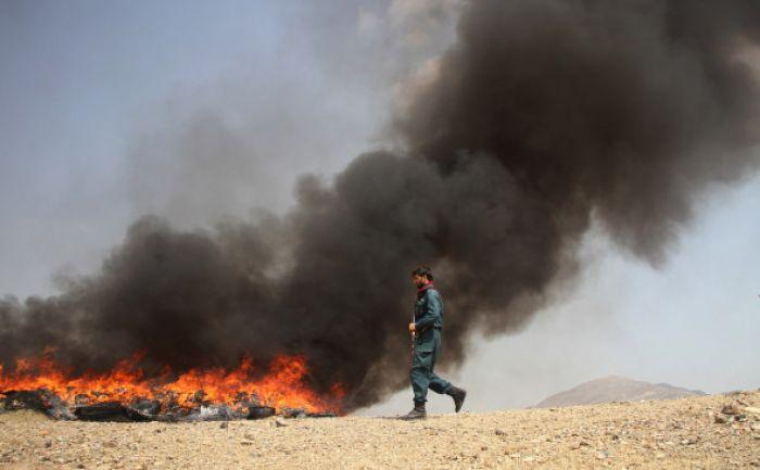 Спецслужбы США спрогнозировали падение Кабула за 90 дней