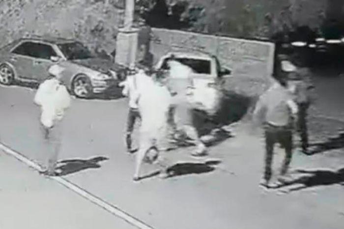 Полицейские избили охранников в Капшагае