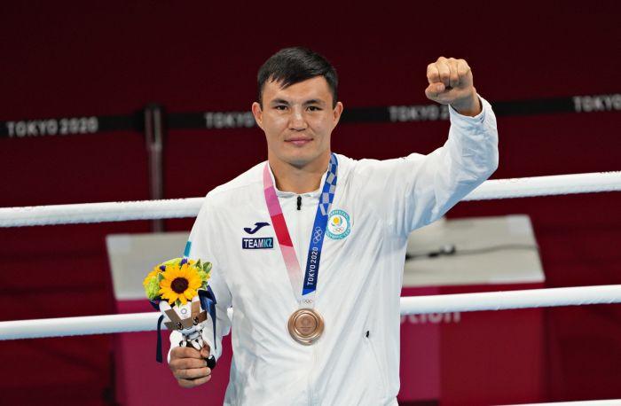 Токаев наградил бронзовых призеров Олимпиады