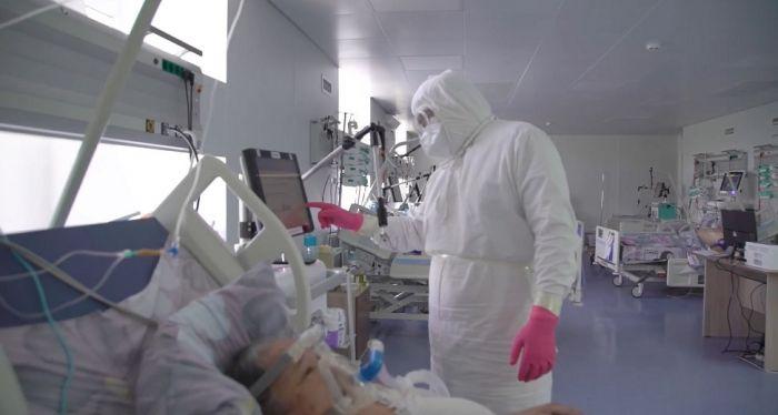 85 пациентов с COVID-19 находятся в тяжёлом состоянии в Атырауской области