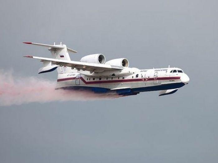 На востоке Турции разбился самолет Бе-200