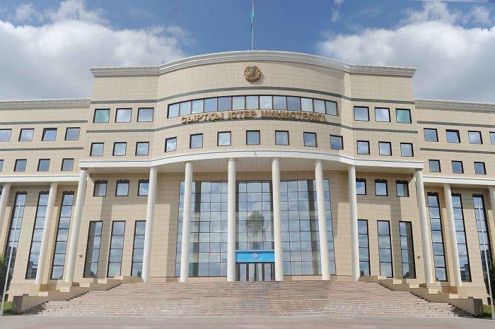Казахстанское посольство продолжает работать в Кабуле - МИД