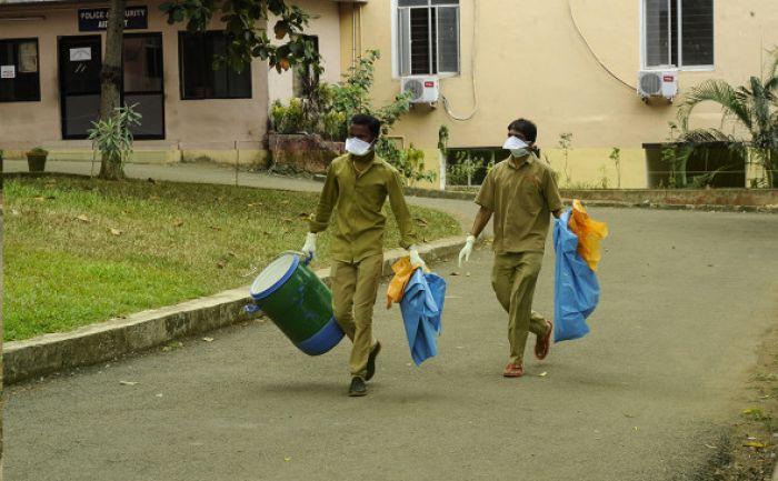 В индийском штате Керала выявили 11 больных вирусом нипах