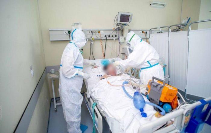 75 пациентов с Covid-19 находятся в тяжелом состоянии в Атырауской области