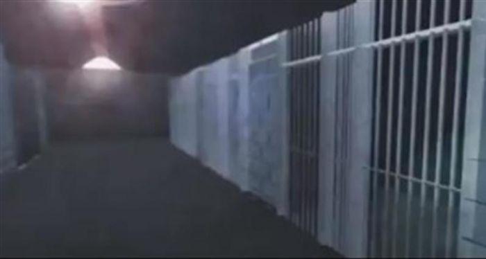 Израильское телевидение смоделировало побег палестинских боевиков из тюрьмы