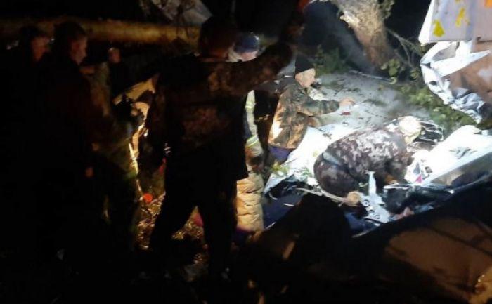 Выживший пилот упавшего самолета L-410 рассказал о причине крушения
