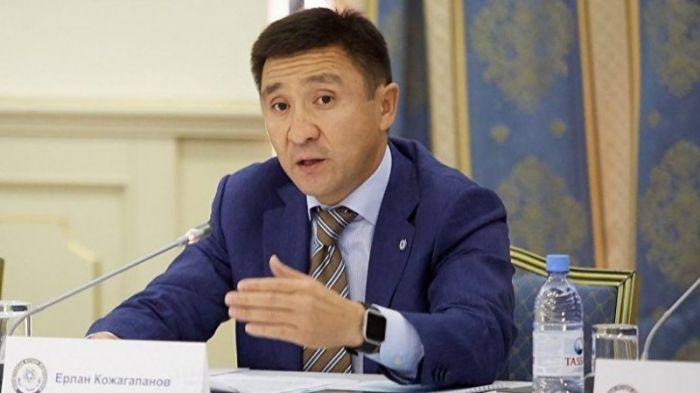 Ерлан Кожагапанов назначен советником премьер-министра