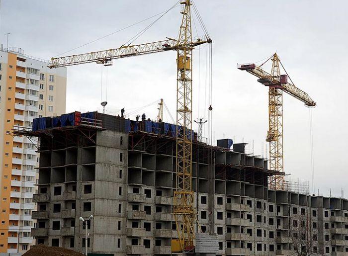 Казахстанские застройщики пожаловались, что не могут начать новые стройки