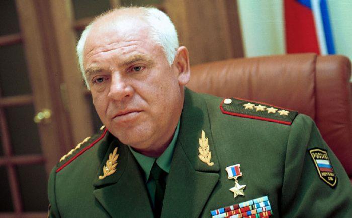 Умер экс-командующий войсками на Северном Кавказе Виктор Казанцев