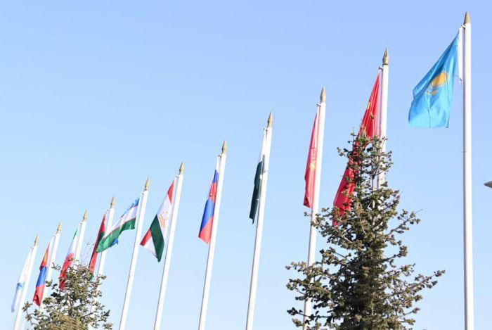 Токаев прибыл в Душанбе