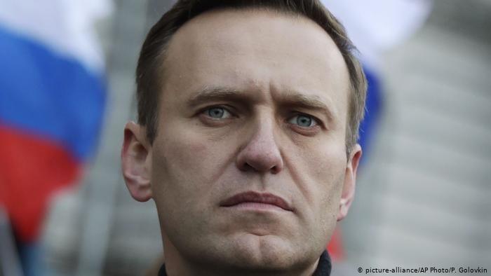 Журнал Time включил Навального в список 100 самых влиятельных людей мира