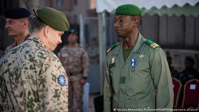 ЧВК Вагнера может вытеснить военную миссию Запада из Мали