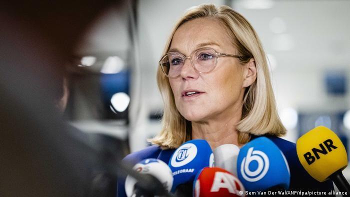 Глава МИД Нидерландов заявила об отставке после критики из-за эвакуации из Кабула