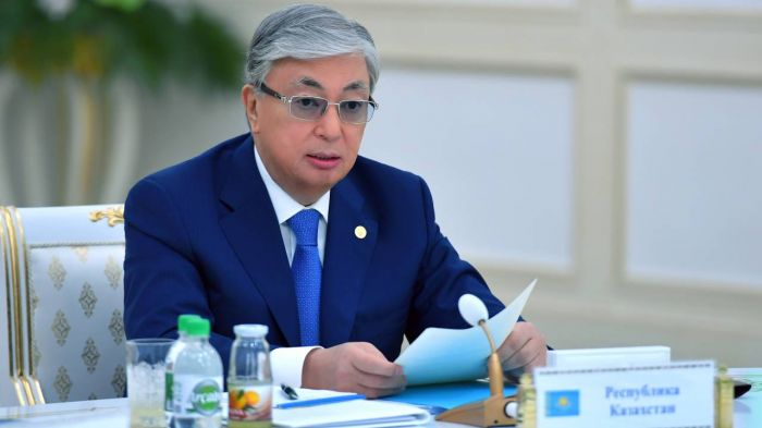 Начать неформальный диалог с новыми властями Афганистана предложил Токаев