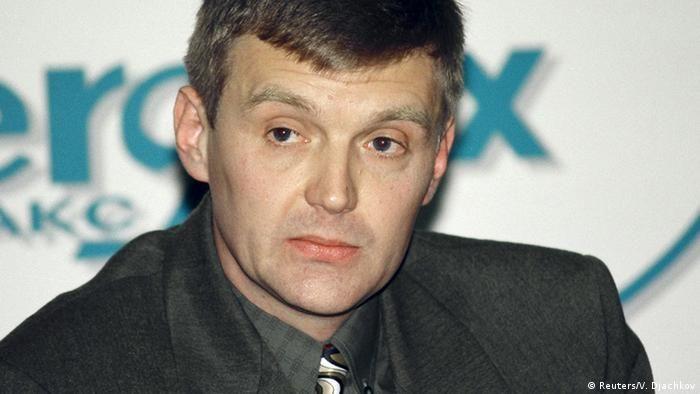 ЕСПЧ признал Россию ответственной в отравлении Александра Литвиненко