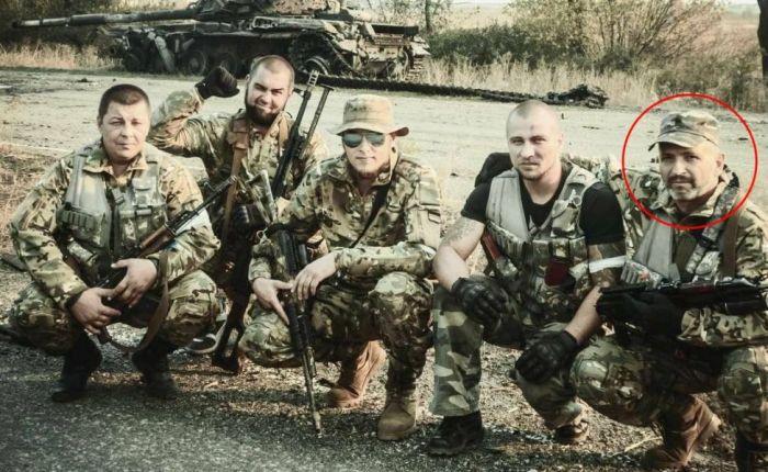 Российские спецслужбы: Дужнов воевал на Донбассе