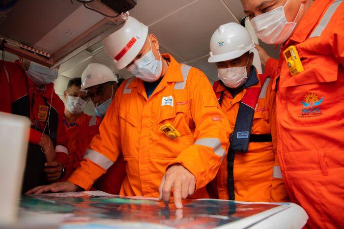 «В ходе дноуглубительных работ в море негативного влияния на животный мир не отмечается»