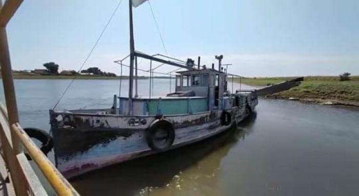 Коптогайцы никак не дождутся новой переправы через Кигач