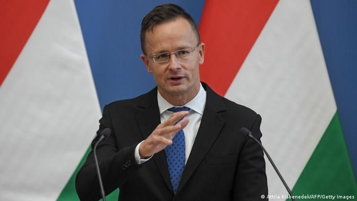 МИД Венгрии вызвал посла Украины из-за газового конфликта