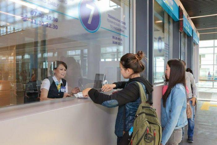 Поезда с женскими вагонами появились в Казахстане