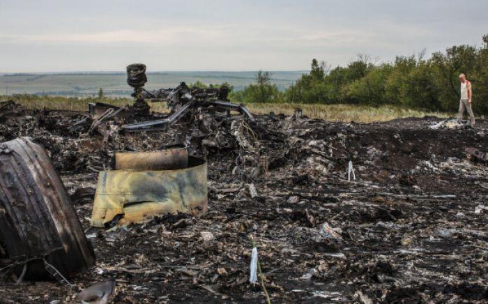 Кремль назвал неуместными призывы взять ответственность по делу МН17