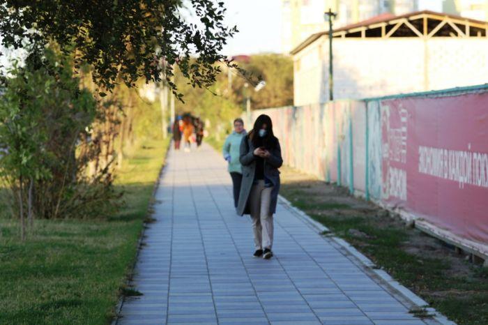 46 случаев инфицирования COVID-19 выявили в Атырауской области за последние сутки