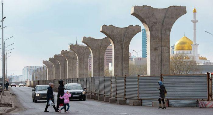 ЛРТ в Нур-Султане будет достроен - один из банков профинансирует проект
