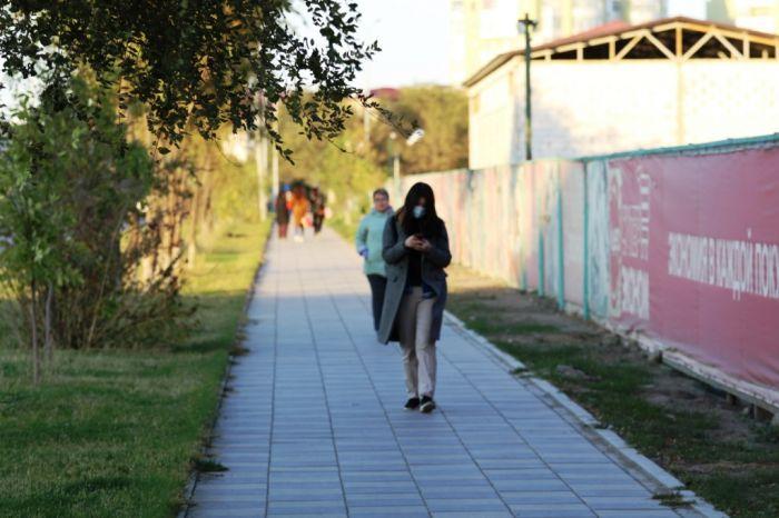 Ситуация в Атырауской области осложнилась