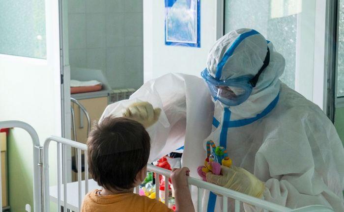 Информация по заболеваемости COVID-19 детей и беременных