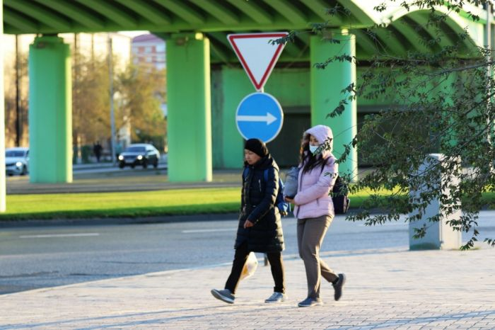 За последние сутки COVID-19 выявили у 41 жителя Атырауской области
