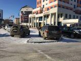 Парковка в Атырау