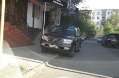 Паркуюсь - как хочу!