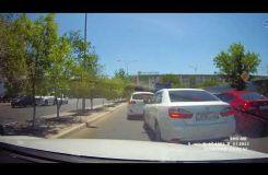 Невоспитанный водитель