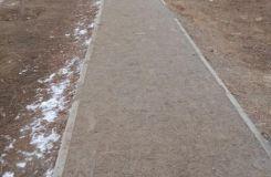 Тротуары в Кульсары