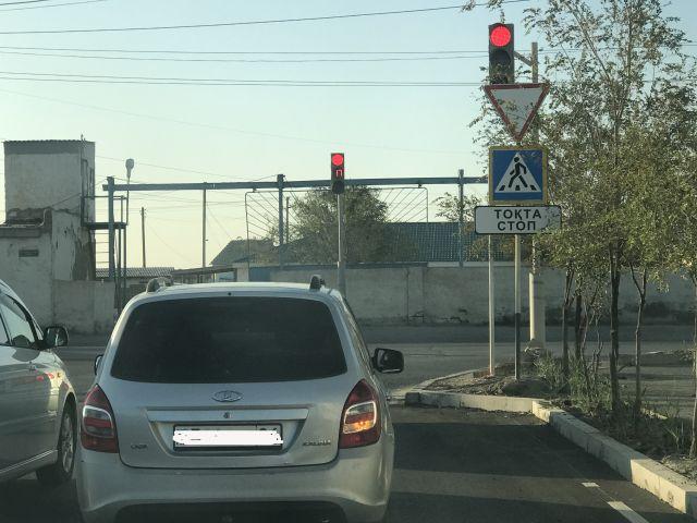 Изобретательность дорожников